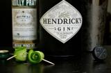 Jam Jar Gin Martini and RoastedAlmonds