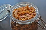 Crunchy Granola with Almonds and SunflowerSeeds
