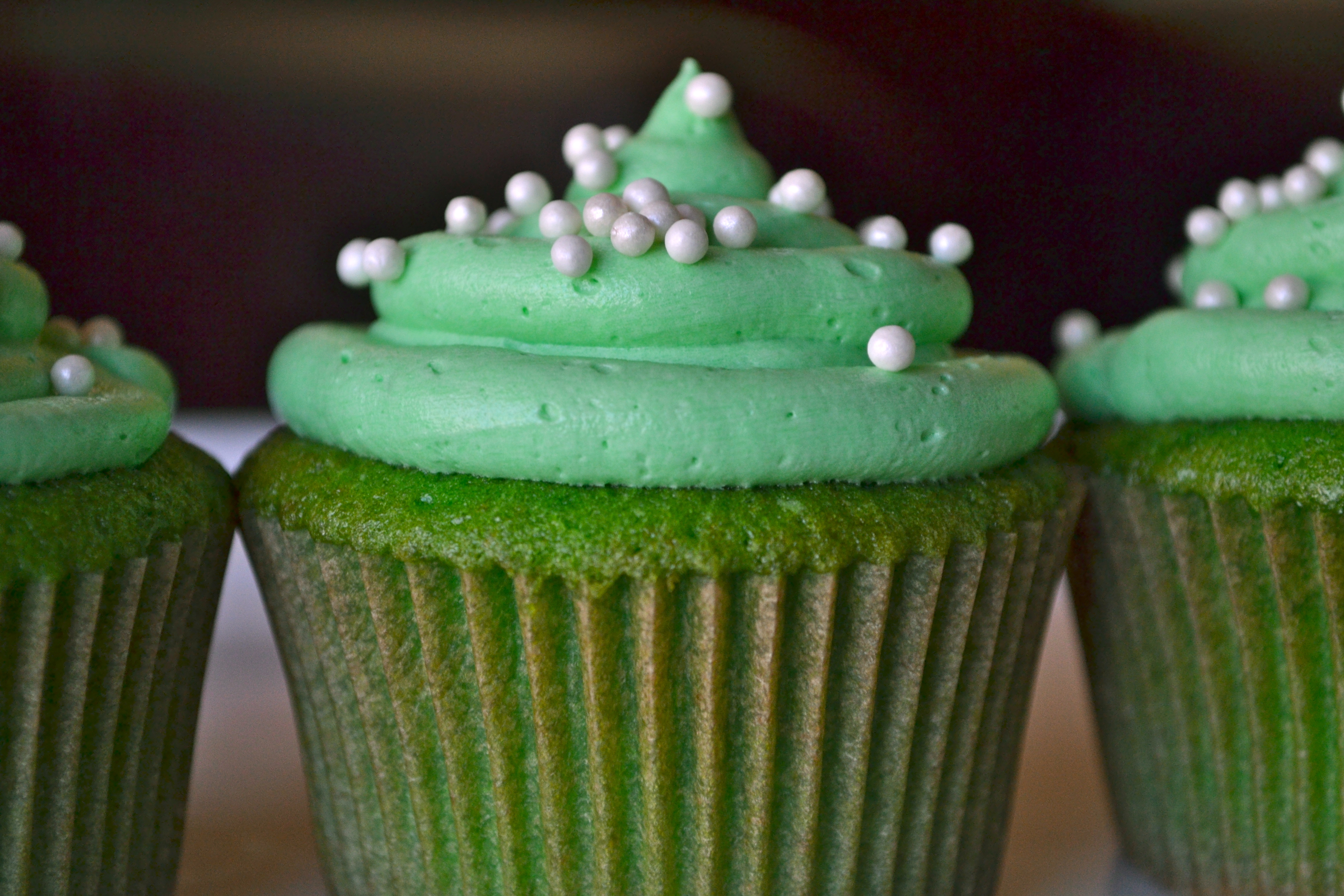 A Small Batch Cupcake Recipe Just In Time For St Patrick
