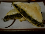 Spanakopita–Spinach and Feta Pie in Crunchy Filo